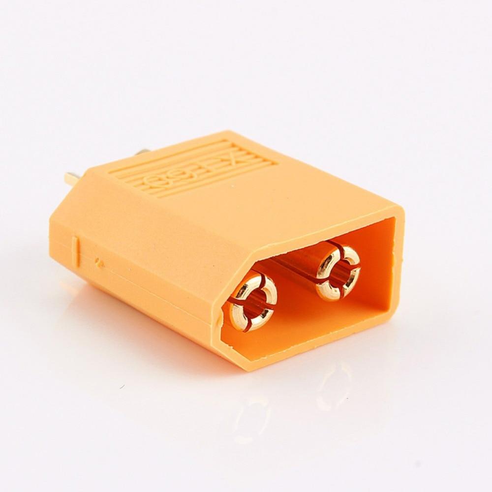 NEW XT60 XT-60 Male Female Bullet Connectors Plugs For RC Lipo Battery 100pair xt60 bullet connectors plugs male female for lipo battery esc motor