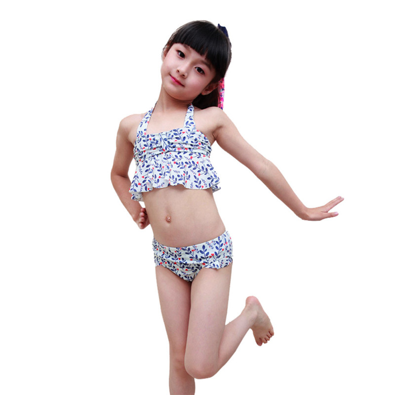 2018 ARLONEET 2Pcs Infant Kids Baby Girls Swimwear Straps Swimsuit Bathing Bikini Set Outfits Baby Girl Swimwear Toddler Swimwea
