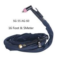 5M SG 55 AG 60 Plasma Cutter Cutting Torch Complete 40 60Amp