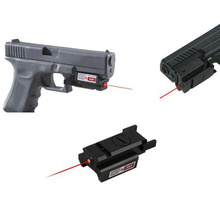 Pistol Laser Sight Riflescopes Red Dot Laser Sight Lingkup Pistol Fit 20mm Weaver Rail Mount laser