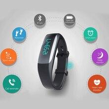 FLOVEME Smart Uhr Sport Armband Smartwatch Für iPhone iOS Für Samsung Android Uhr Herzfrequenz Tracker Pedometer Montre Neue