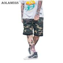 Aolamegs шорты мужские черные camouflag Drawstring Бермуды пляжные шорты длиной до колена карманов высокое качество мужской Мужская 2017 повседневные брендовые