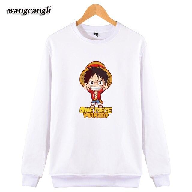 One Piece Casual Men/Women Classic Anime Sweatshirt
