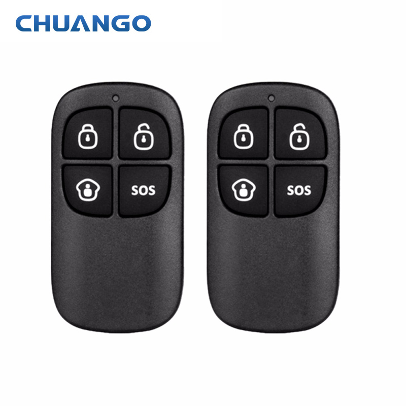 Chuango RC-80 Remote Control 315mhz For Chuango Burgalar Alarm Security System Easy Carry Alarm Accessories кий для пула 2 рс joss j3500 page 2