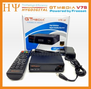 Image 5 - 20 Chiếc GTMEDIA V7S WIFI DVB S2 HD Đầu Thu Vệ Tinh Youtube Khóa PowerVU CCa Z5 Mini Newca GTMEDIA V7S Wifi