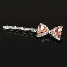 New design fashion rhinestone opal butterfly