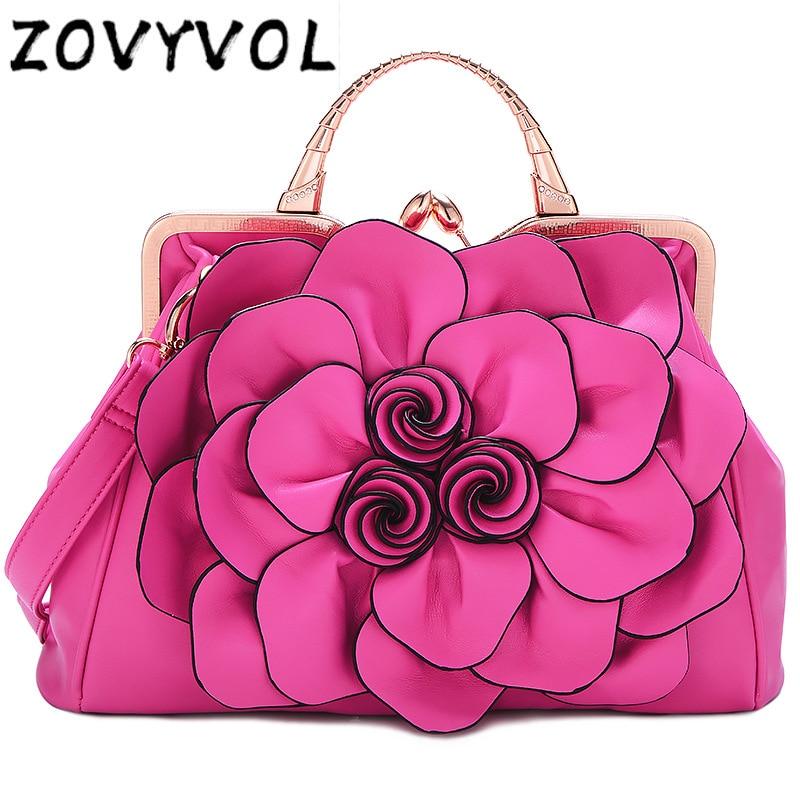 ZOVYVOL 2019 新着ファッション女性のハンドバッグ有名なブランドの高級女性のショルダーバッグの女性のトート  グループ上の スーツケース & バッグ からの トップハンドルバッグ の中 1