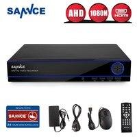 SANNCE Home Surveillance System 16CH Full 960H Recording Security DVR HDMI 1080N Hybrid CCTV NVR HVR