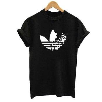 2019 new Clothing 18 colors O neck Short sleeve female TShirt Fashion European size Shirts Casual For t shirt women tops T-shirt