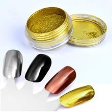Pigment-Decoration Glitter-Mirror-Powder Nail-Art Dust-Shinny Holographic Chrome WUF