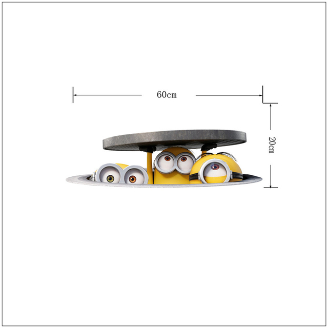 3D Cartoon Wall Sticker 10
