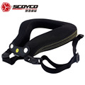 SCOYCO Motocross Neck Equipment Relieve Fatigue Long-Distance Equipment Knight Protector Comfortable Neck Massage Relaxation