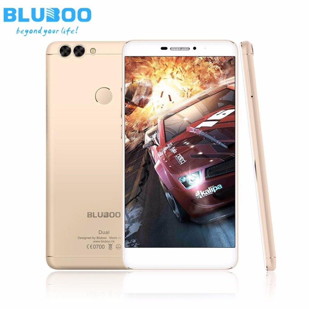 BLUBOO FHD 5.5 Pulgadas HD Quad Core 4G Smartphone 1920*1080 2 GB RAM 16 GB ROM