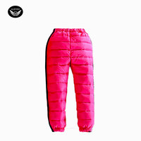 Winter Children Leggings Warm cotton Pants Autumn Boys Girls Trousers Kids Elastic Waist Thick Pants Children's Trousers