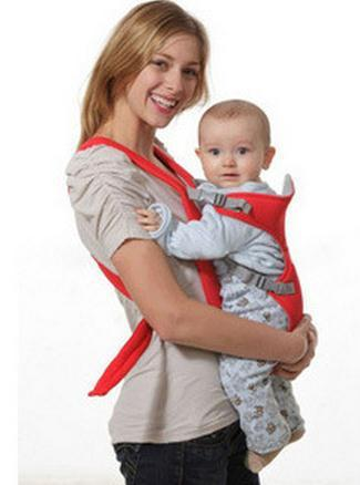 Multifunctional Adjustable Baby Carrier Infant Sling Baby Backpack Pouch Wrap Baby Kangaroo Newborn Infant Sling Portable