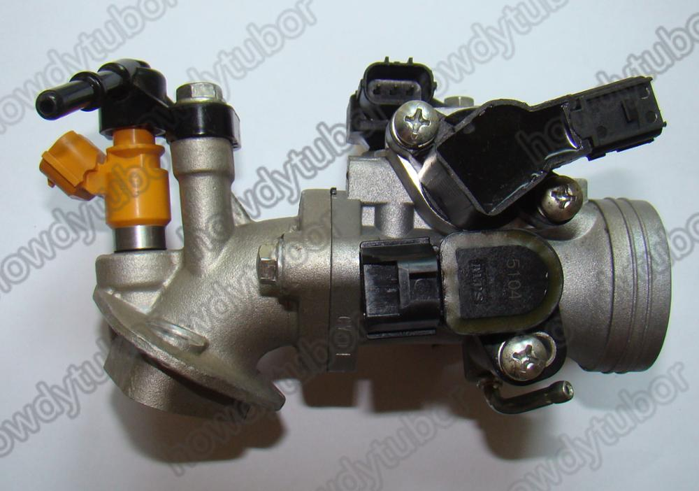Details about Honda gy6 24mm 28mm 100c 125cc EFI Motorcycle scooter moped  ATV Throttle body
