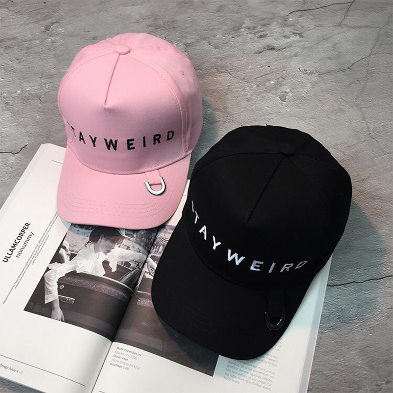 Snapback Baseball Caps Women 2017 Summer Fashion Brand Bone Hip Hop Cap Casquette Pink cotton Hats For Women Girl Wholesale 2016 feammal new rose floral embroidered casquette polos baseball caps cotton strapback black pink rose for women sport cap