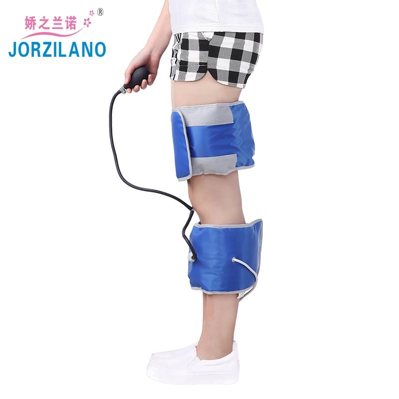 Far IR Inflatable Type Long Leg Belt O X Form Legs Straight Instrument Bandy Correction Bandage