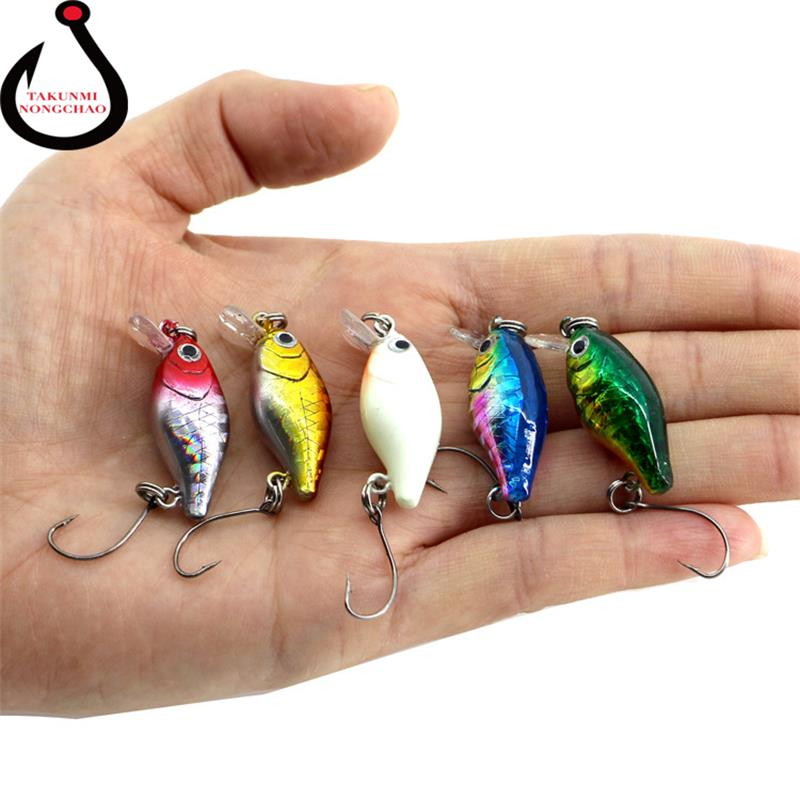 1 Pcs Fishing Lures 5 cm 2.15g Soft Artificial Bait Single Hook Hard Sea Fish Tackle LD-45 8 inch soft skirt bait sea fishing lures game trolling fishing lures resin head with double octopus skirt