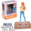 Historieta Del Anime japonés Dos Años Después, Uno de Acción Pedazo Figuras PVC Doll Model Collection New World Nami OPFG101