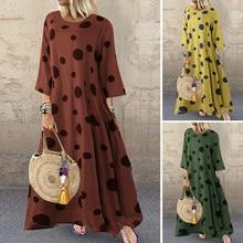 Hawcoar Autumn New Fashion Women Plus Size Casual O-Neck Lon