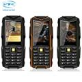 "Original VKworld Piedra Valor V3 Teléfono Celular 2.4 ""IPS 240*320 5200 mAh Banco de Alimentación IP67 Impermeable 2MP Cámara BT Dual SIM GSM"