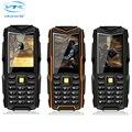 "Original VKworld Stone V3 Value Cell Phone 2.4"" IPS 240*320 5200mAh Power Bank IP67 Waterproof 2MP Camera BT Dual SIM GSM"