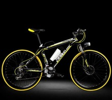 Bicicleta de montanha elétrica/26 polegadas/liga de Alumínio/bateria de lítio de proteção Ambiental/individual/36 V/tb311102