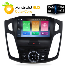 Octa Core Android 9.0 Car Radio GPS HD 9' and 8' Navigation Stereo For ford Focus 2012 2013 2014 2015 2016 2017 Auto Audio 4gb android 8 0 car dvd for mitsubishi outlander asx lancer 2012 2013 2014 2015 2016 auto radio fm gps navigation backup camera