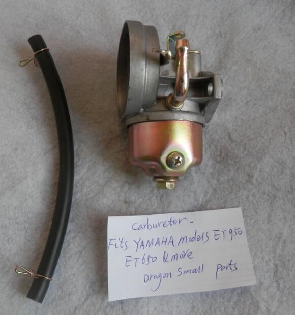 KIT de CONVERSION double gpl carburateur AY pour YAMAHA ET950 ET650 ET500 LG900 générateur 650 W carburateur PROPANE 800 W CARBY