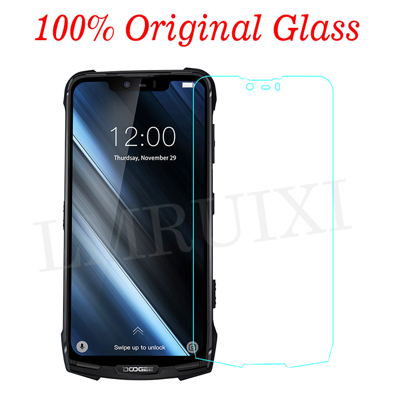 2PCS 100% Original Full Glue Tempered Glass For Doogee S90 S90C Protective Film Screen Protector For Doogee S90 S90 Pro(China)