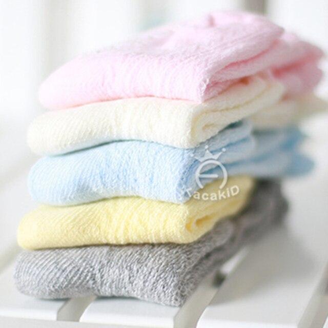 0-3 Years New Breathable Summer Baby Socks Cotton Knee High for Newborns Boys Girls Kids Infant Childrens Socks Bebe Clothes 1