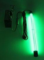 12V Squid Fishing Light Deep Sea Underwater LED Light Fishing Lure Night Fishing Boat Lights 30W