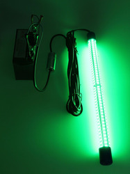 Pod wodą 504 LEDs krewetki noc przyciągaj jasność Finder 360 stopni łódź kałamarnica lampa wędkarska lampa kryl przenośne zatapialne w Lampy podwodne LED od Lampy i oświetlenie na