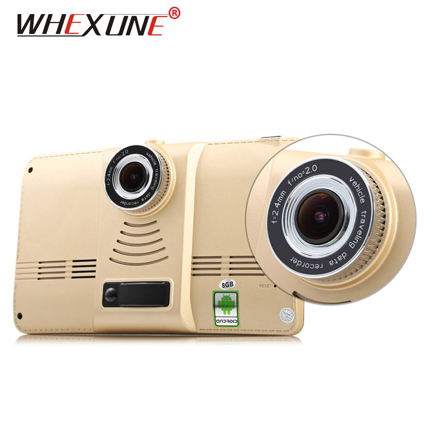 Automobiles & Motorcycles Genteel Whexune 7 Inch Car Dvr Gps Navigation Android Tablet Pc Bluetooth Wifi Hd 1080p Camera Recorder Vehicle Gps Automobile Navigator To Be Highly Praised And Appreciated By The Consuming Public Dvr/dash Camera
