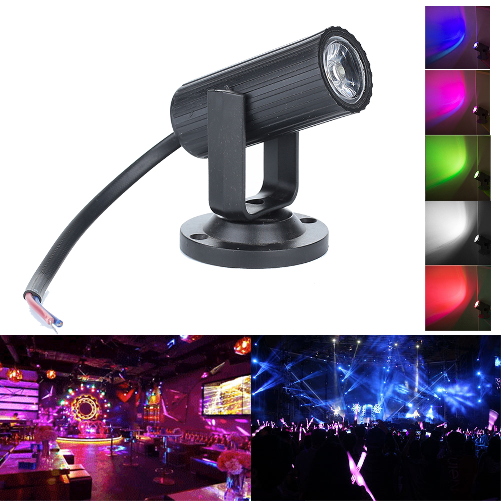 Image 2 - LED Stage Beam Light Mini Wedding Supplies Disco Party Beam Spotlight Disco Light Laser Projector Stage Lamp Smart Dj Equipment-in Stage Lighting Effect from Lights & Lighting on