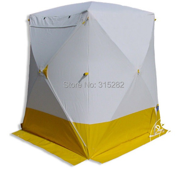 2018 Hot Sell Economy construction Pop Up Tents TUNNEL Yellow+White TENTS  sc 1 st  AliExpress.com & 2018 Hot Sell Economy construction Pop Up Tents TUNNEL Yellow+White ...