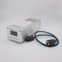 AC8.8 3000W 15A Audio equipment professional filter power supply socket for AC plugs AU US EU UK DAC DVD amplifier music player