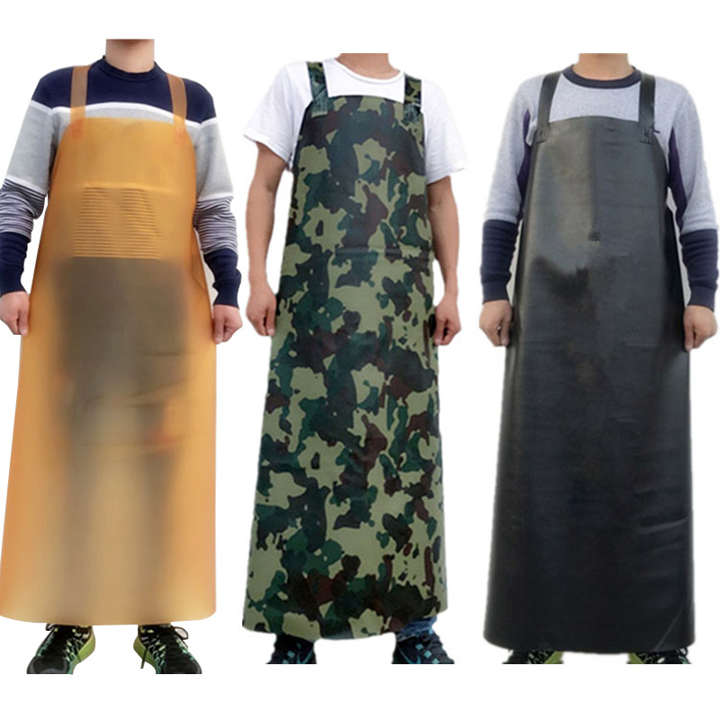 Waterproof Apron Wear-resistant Oil-proof Thicken Working Aprons Anti-acid and alkali Industrial Stone Factory Safety ClothingWaterproof Apron Wear-resistant Oil-proof Thicken Working Aprons Anti-acid and alkali Industrial Stone Factory Safety Clothing