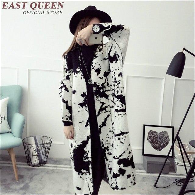 Пальто для женщин кардиган женский с длинным рукавом кардиган мода женщин с длинным рукавом кардиган AA1649z