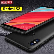 Xiaomi Redmi S2 Case Cover Silicone Mofi Back Soft Ultra Thin Matte Protective Xiomi