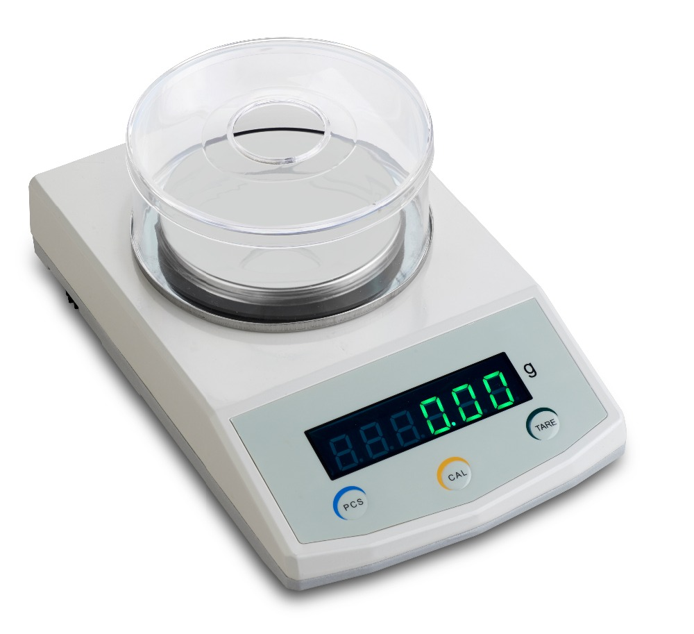100g x 0.01g Digital Balance Scale LED Precision Weight 800g electronic balance measuring scale with different units counting balance and weight balance