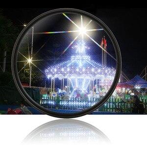 Image 1 - מצלמה עדשת כוכב מסנן 4/6/8 קו Starlight לילה צילום עבור Canon Nikon Sony Pentax פנסוניק אולימפוס Fujifilm Tamron
