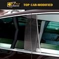 Free Shipping Rear Carbon Pillar ,B Pillar Trim For Porsche Macan ,Window trims