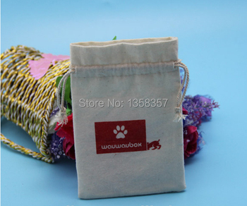 100pcs/lot wholesale jute/linen/flax drawstring gift bags for cosmetic/watch/phone packaging,Size be customized,Various colors
