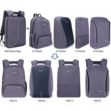 Light Slim Laptop Backpack Men Lightweight Waterproof Anti Theft Backpack Various Design