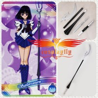 SAILOR MOON Sailor Princess Saturn Tomoe Hotaru меч из ПВХ Broadsword оружие косплей реквизит для Cos 190 см (15 дней время обработки)