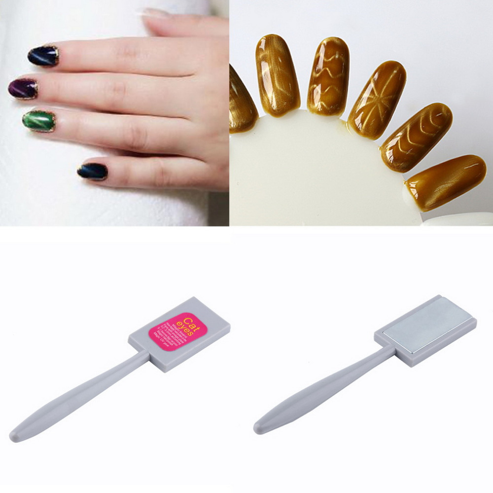 High Quality New Magnet Plate Wand Board Nail Art Set For Magic 3d
