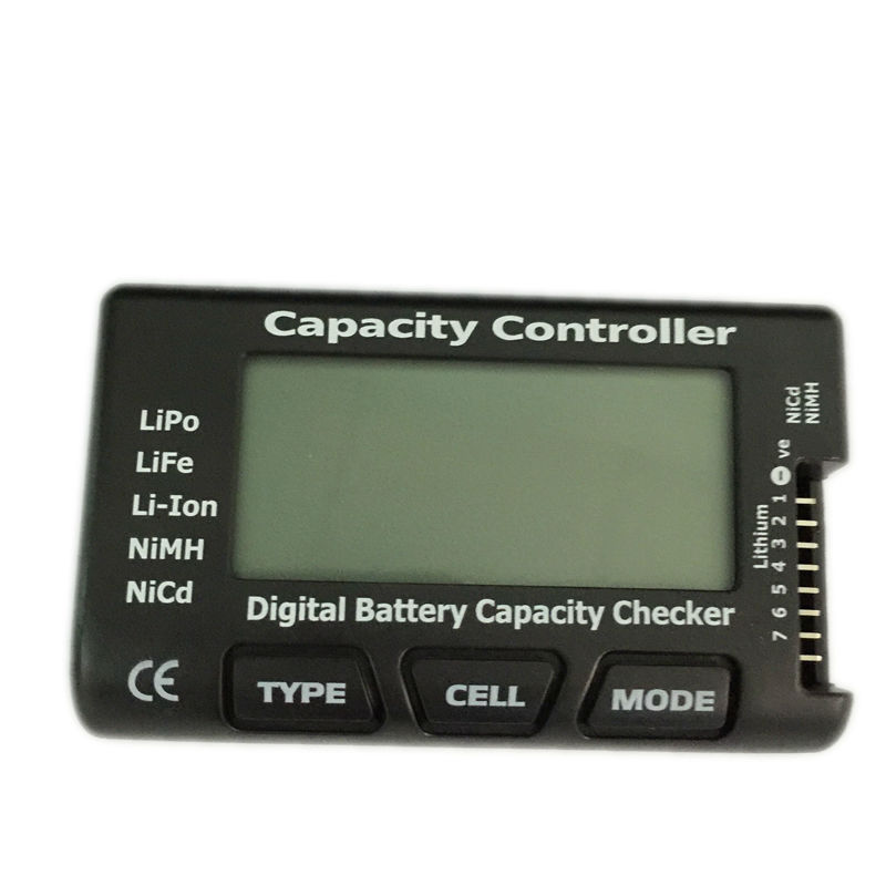 Brand New RC CellMeter 7 Capacity Controller Digital