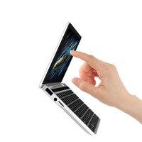 GPD 7 карман 2 дюймов алюминиевый корпус мини ноутбук UMPC Windows 10 Процессор M3 8100Y 8 ГБ/128 ГБ (серебристый) ips планшетный ПК с сенсорным экраном